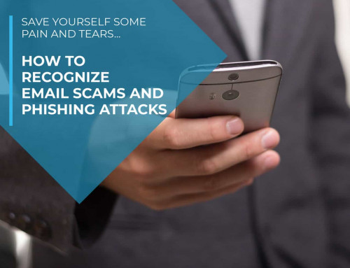How to recognize email scams and save yourself some pain and tears.
